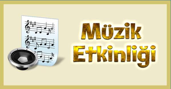 Müzik Yağ Satarım Bal Satarım Şarkısı ve Notaları Etkinliği