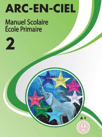 2019-2020 Yılı 2.Sınıf Arc En Ciel Fransızca Ders Kitabı (MEB) pdf indir