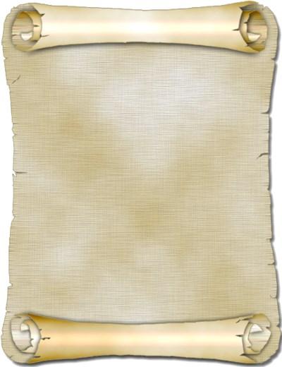 Eski yazı kağıdı şablonu