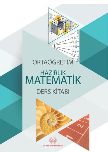 2019-2020 Yılı Hazırlık Sınıfı Matematik Ders Kitabı (MEB) pdf indir
