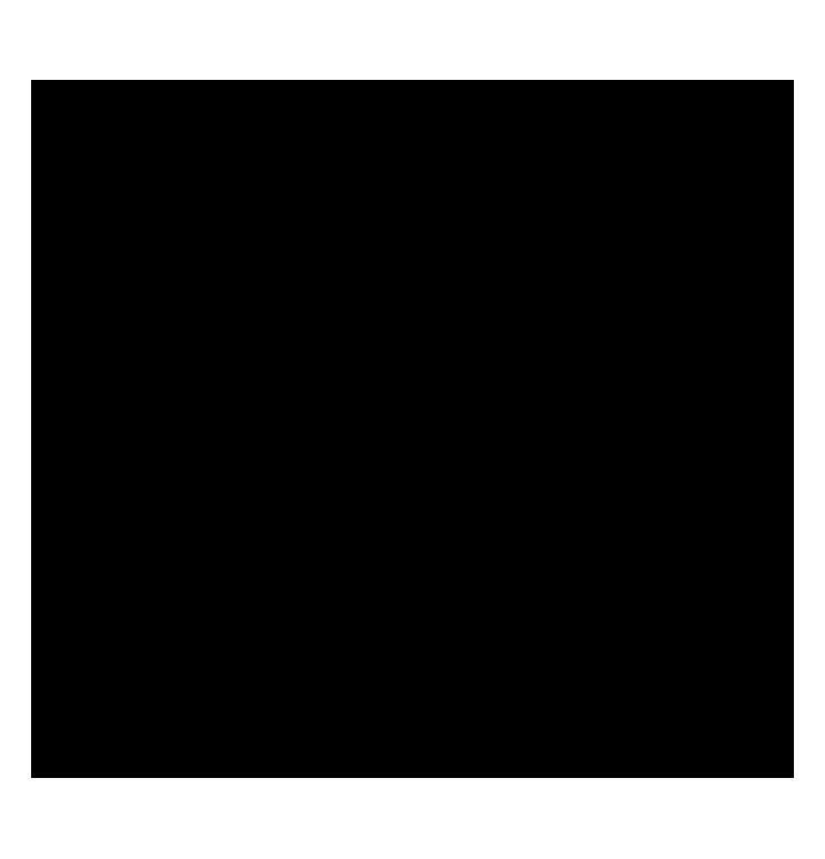 Etrafı eğri çizgilerden oluşan png çerçeve resmi
