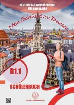 2020-2021 Yılı 9.Sınıf Almanca B.1.1 Ders Kitabı (MEB) pdf indir