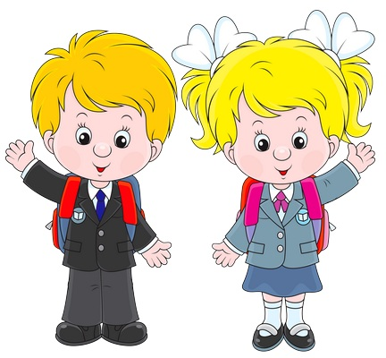 Clipart el sallayan okullu çocuklar resmi png
