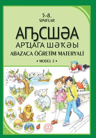 6.Sınıf Abazaca Öğretim Materyali Modül 2 Ders Kitabı pdf indir
