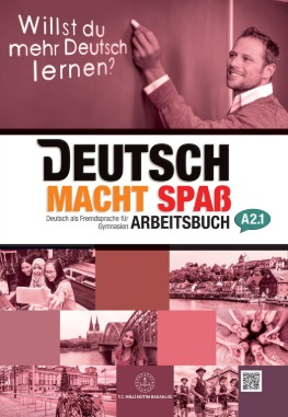 2020-2021 Yılı 11.Sınıf Almanca A.2.1 Çalışma Kitabı (MEB) pdf indir