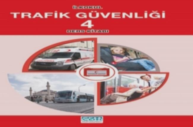 2019-2020 Yılı 4.Sınıf Trafik Güvenliği Ders Kitabı (Cem) pdf indir