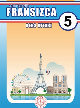 2019-2020 Yılı 5.Sınıf Fransızca Ders Kitabı (MEB) pdf indir