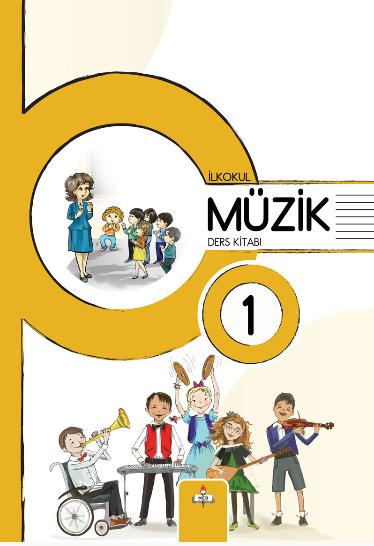 2018-2019 Yılı 1.Sınıf Müzik MEB Yayınları Ders Kitabı pdf