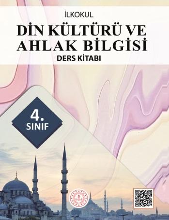 2019-2020 Yılı 4.Sınıf Din Kültürü ve Ahlak Bilgisi Ders Kitabı (Meb) pdf indir