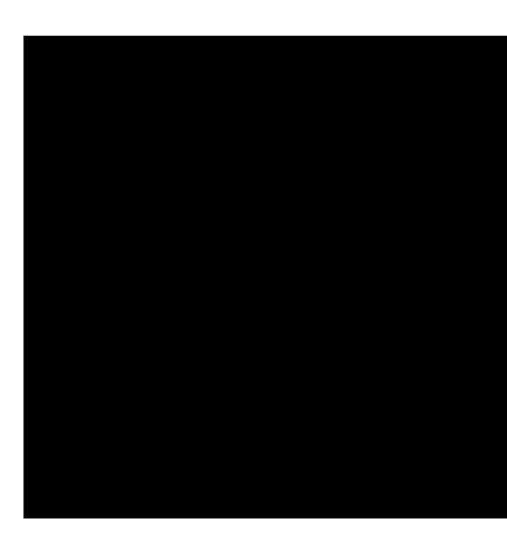 Katlı çizgilerden oluşan png çerçeve resmi