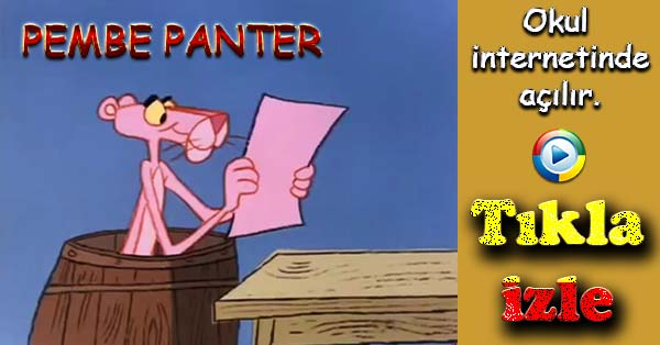 Pembe Panter çizgi film izle - Bölüm 5