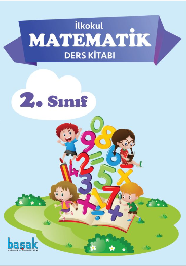 2018-2019 Yılı 2.Sınıf Matematik Başak Yayınları Ders Kitabı 2.Bölüm pdf