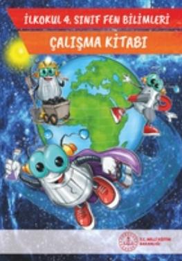 4.Sınıf Fen Bilimleri Öğrenci Çalışma Kitabı pdf indir