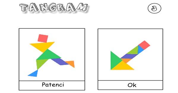 Tangram etkinliği 3