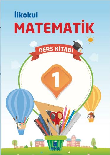 2018-2019 Yılı 1.Sınıf Matematik MHG Yayınları Ders Kitabı 1.Bölüm pdf