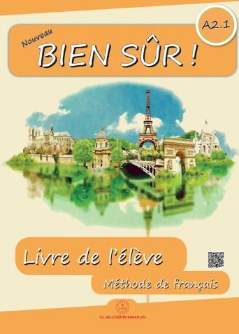 12.Sınıf Fransızca A2.1 Ders Kitabı (MEB) pdf indir