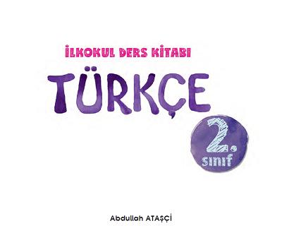 2018-2019 Yılı 2.Sınıf Türkçe Koza Yayıncılık Ders Kitabı 1.Bölüm pdf