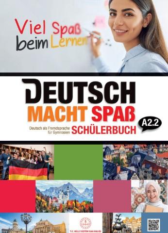 2020-2021 Yılı 9.Sınıf Almanca A.2.2 Ders Kitabı (MEB) pdf indir