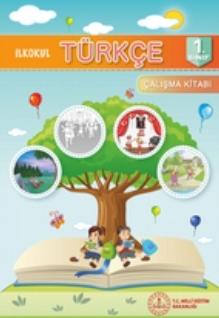 1.Sınıf Türkçe Öğrenci Çalışma Kitabı pdf indir