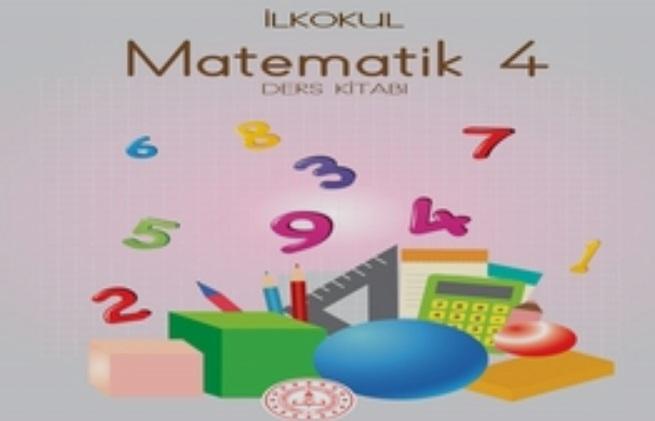 2019-2020 Yılı 4.Sınıf Matematik Ders Kitabı (MEB) pdf indir