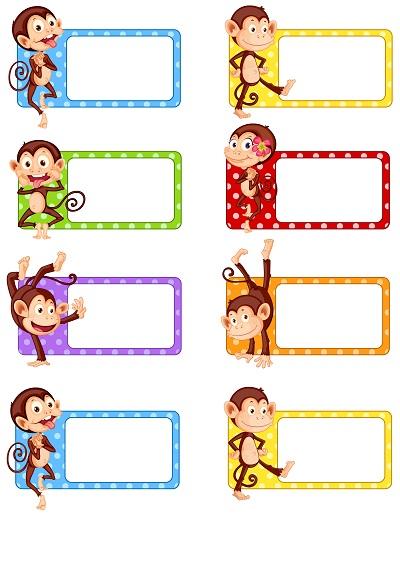 Maymunlu yaka kartı