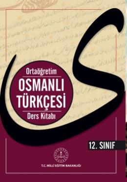 12.Sınıf Osmanlı Türkçesi Ders Kitabı (MEB) pdf indir