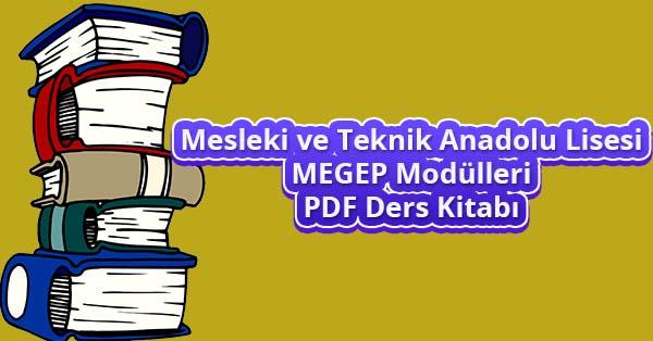 İletişim Teknikleri Dersi Kitle İletişimi Modülü pdf indir