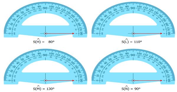 4 Sinif Matematik Olcusu Verilen Aciyi Cizme Aci Ve Aci Cesitleri
