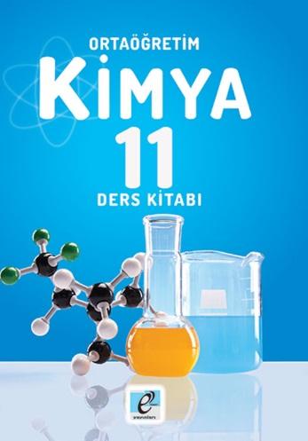 2019-2020 Yılı 11.Sınıf Kimya Ders Kitabı (E Kare Eğitim Yayıncılık) pdf indir