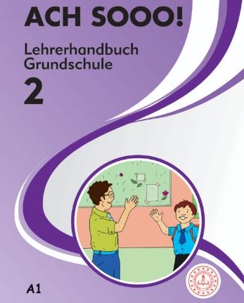 2019-2020 Yılı 2.Sınıf Almanca Ach Sooo Öğretmen Kitabı (MEB) pdf indir