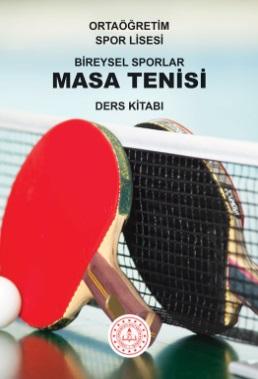 Spor Lisesi 10.Sınıf Bireysel Sporlar Masa Tenisi Ders Kitabı pdf indir