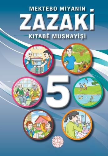 5.Sınıf Zazaki Ders Kitabı pdf indir