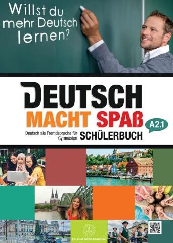 2020-2021 Yılı 9.Sınıf Almanca A.2.1 Ders Kitabı (MEB) pdf indir