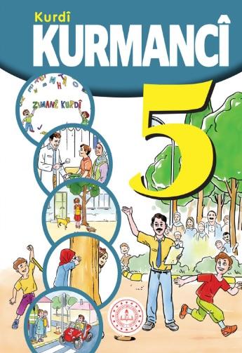 5.Sınıf Kurdi Kurmanci Ders Kitabı pdf indir