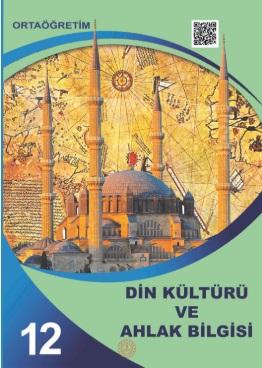 12.Sınıf Din Kültürü ve Ahlak Bilgisi Ders Kitabı (MEB) pdf indir