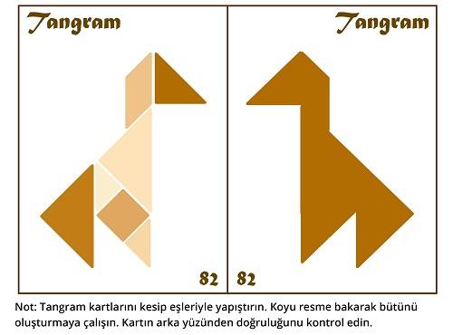 Tangram Kartları 41