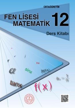 Fen Lisesi 12.Sınıf Matematik Ders Kitabı (MEB) pdf indir