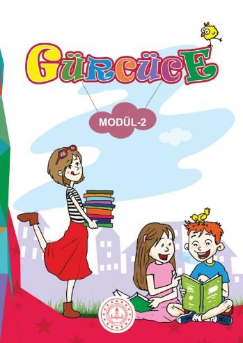 5.Sınıf Gürcüce Modül 2 Ders Kitabı pdf indir