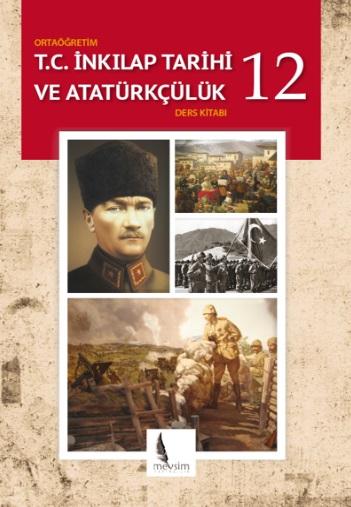 12.Sınıf Türkiye Cumhuriyeti İnkılap Tarihi ve Atatürkçülük Ders Kitabı (Mevsim Yayınları) pdf indir