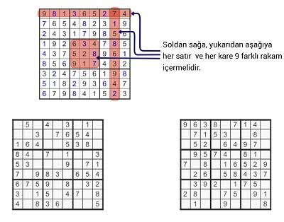 Kolay Sudoku 6