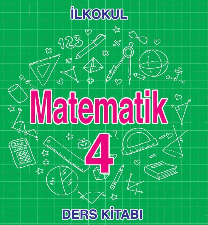 2019-2020 Yılı 4.Sınıf Matematik Ders Kitabı (Ata) pdf indir