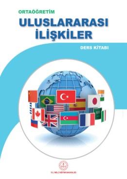 12.Sınıf Uluslararası İlişkiler Ders Kitabı (MEB) pdf indir