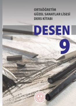Güzel Sanatlar Lisesi 9.Sınıf Desen Ders Kitabı pdf indir