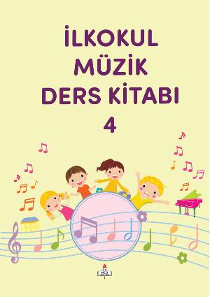 2018-2019 Yılı 4.Sınıf Müzik MEB Yayınları Ders Kitabı pdf