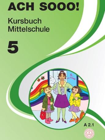 2019-2020 Yılı 5.Sınıf Almanca Ach Sooo Ders Kitabı (MEB) pdf indir