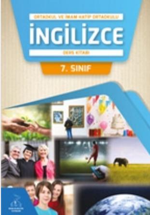 2020-2021 Yılı 7.Sınıf İngilizce Ders Kitabı (Bilim ve Kültür) pdf indir