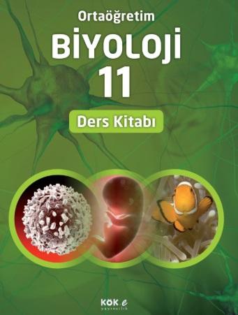2020-2021 Yılı 11.Sınıf Biyoloji Ders Kitabı (Kök e Yayıncılık) pdf indir