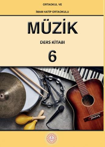 2019-2020 Yılı 6.Sınıf Müzik Ders Kitabı (MEB) pdf indir