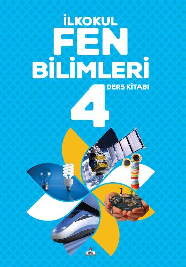 2018-2019 Yılı 4.Sınıf Fen Bilimleri MEB Yayınları Ders Kitabı pdf