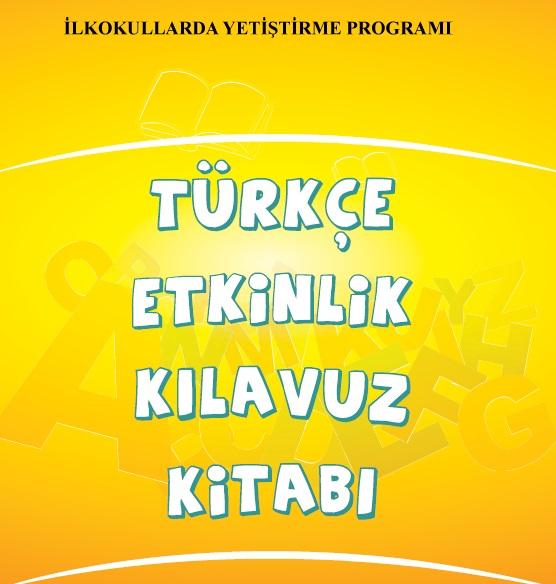 2019-2020 Yılı İYEP Türkçe Etkinlik Kılavuz Kitabı - pdf indir